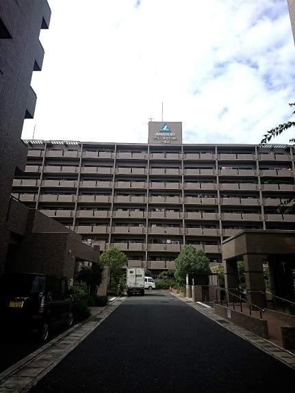 サーパス津高台通り一番館[512号室]の外観