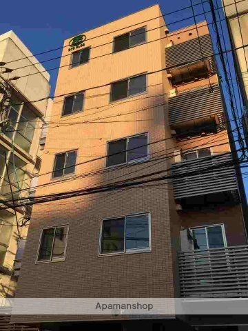 岡山県岡山市北区田町1丁目の賃貸マンションの外観