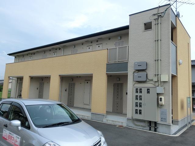 岡山県岡山市中区倉富