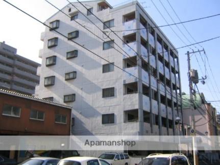 ラ・メール東島田[301号室]の外観