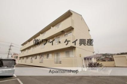 グランドールマンション[305号室]の外観