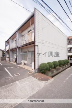 野田マンションC棟[22号室]の外観