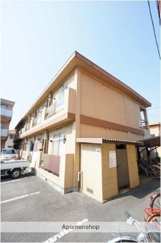 松島コーポ[1-B号室]の外観