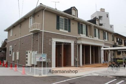 広島県福山市南蔵王町5丁目の賃貸アパートの外観