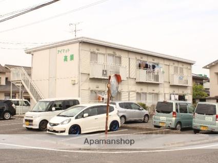 アイ・マット高須[203号室]の外観