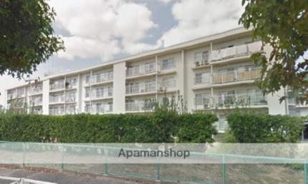 広島県広島市安佐北区落合3丁目の賃貸マンションの外観