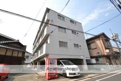 太田川マンション[4階]の外観
