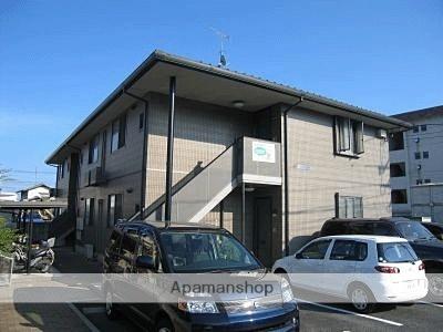 カ−サミヤケ[201号室]の外観