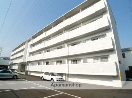 広島県広島市西区庚午南2丁目の賃貸マンションの外観