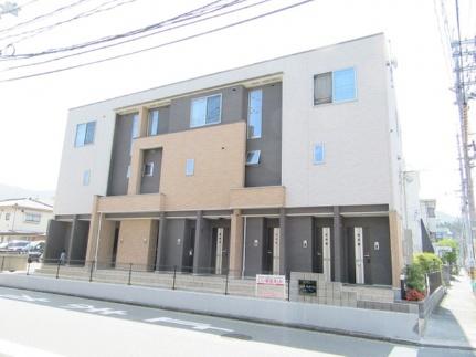 広島県安芸郡海田町南本町の賃貸アパートの外観