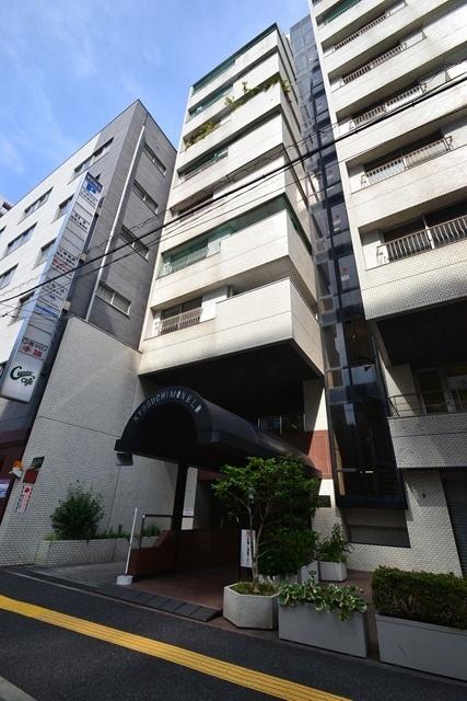 メゾン京口門[605号室]の外観