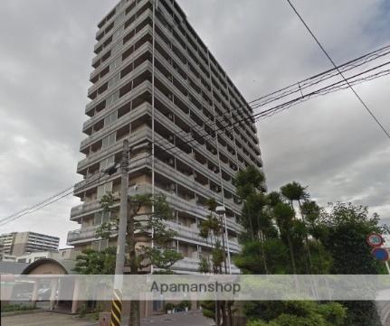 広島県福山市紅葉町の賃貸マンションの外観