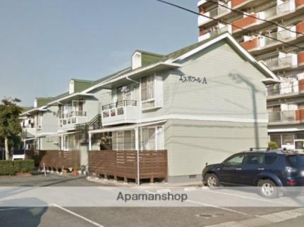 エスポワールA・B棟[B202号室]の外観
