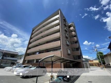広島県呉市広古新開6丁目の賃貸マンションの外観