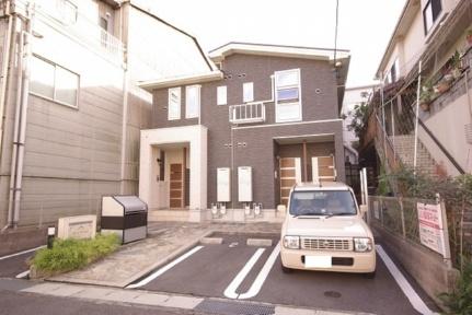 広島県呉市阿賀南2丁目の賃貸アパートの外観