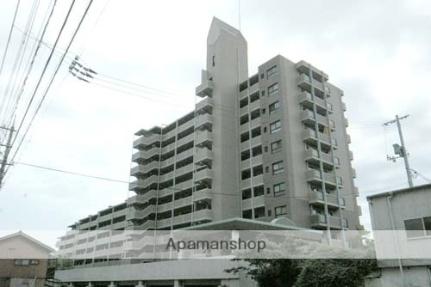 広島県呉市阿賀中央6丁目の賃貸マンションの外観