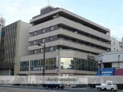 横川中谷ビル[402号室]の外観