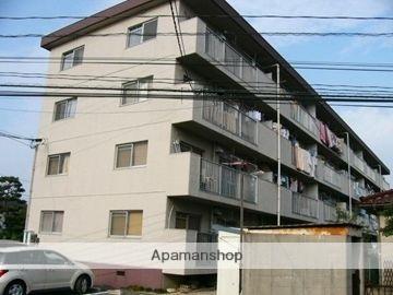 松本マンション[402号室]の外観