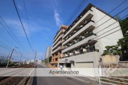 広島県広島市西区井口2丁目の賃貸マンションの外観