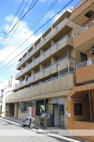 リザハウス西広島[506号室]の外観