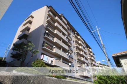 井口台東パークハウス[406号室]の外観