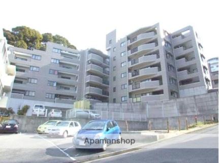 広島県広島市南区元宇品町の賃貸マンションの外観