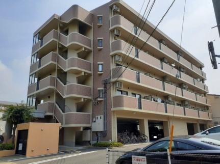 山口県下関市秋根西町1丁目の賃貸マンションの外観