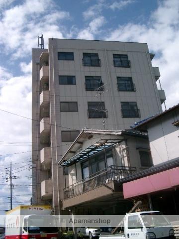 ヴィリジアンタワー[4階]の外観