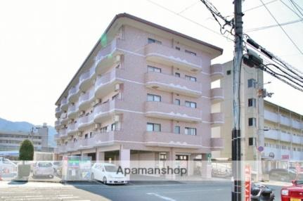 徳島県徳島市北佐古一番町の賃貸マンションの外観