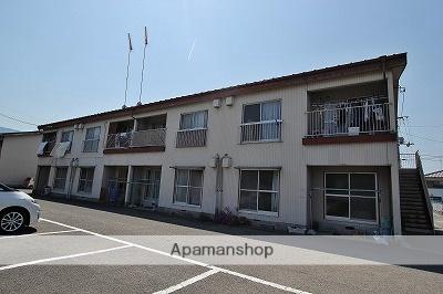山川アパート[17号室]の外観