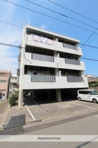 香川県高松市亀岡町の賃貸マンションの外観