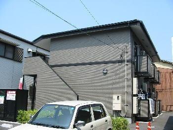 香川県坂出市元町4丁目の賃貸アパートの外観