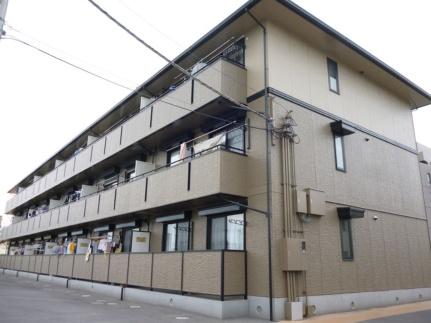サンピア・K[1階]の外観