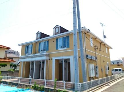 香川県丸亀市土器町東7丁目の賃貸アパートの外観