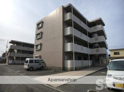 ユーミーAOKI A棟[4階]の外観