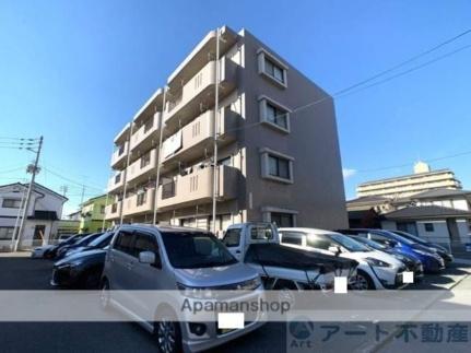 ユーミーAOKI A棟[503号室]の外観