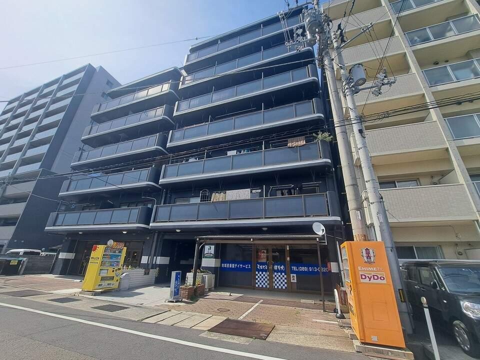 愛媛県松山市永代町