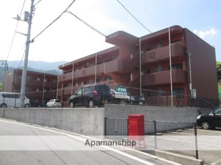 石川勉マンション[125号室]の外観