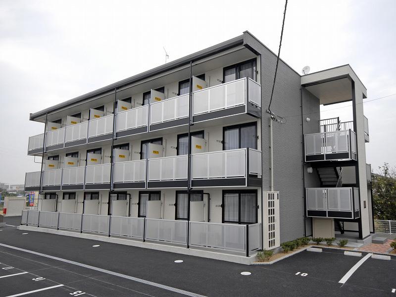 愛媛県四国中央市上分町