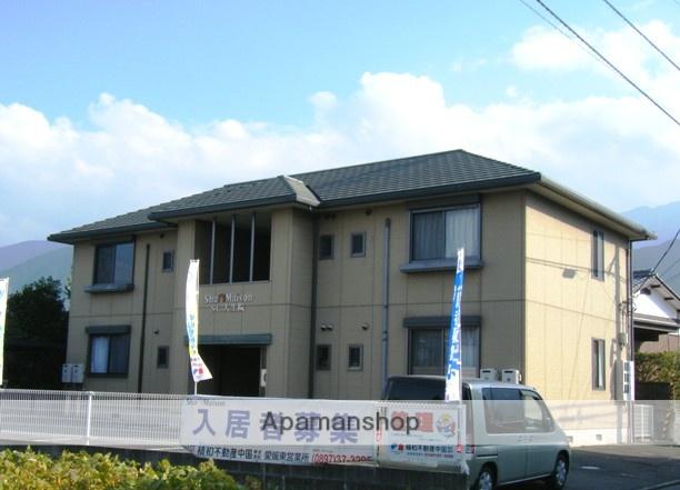 愛媛県新居浜市大生院