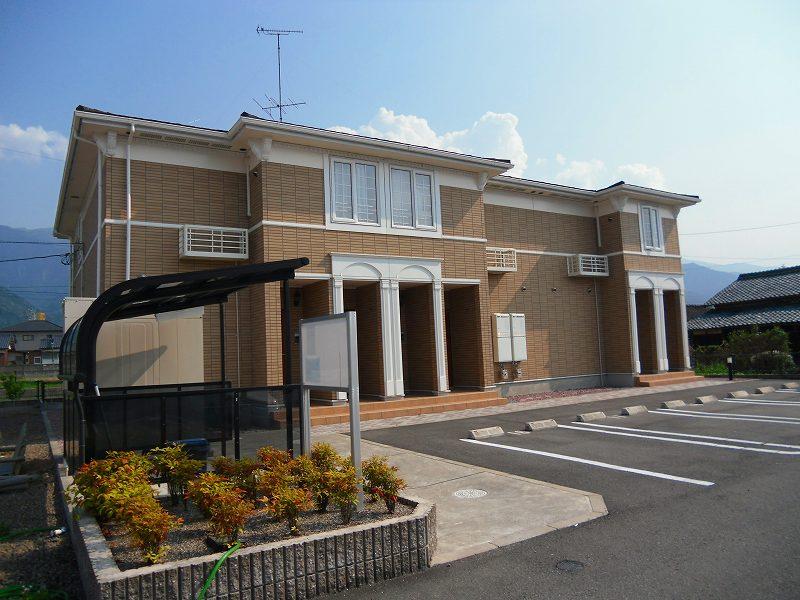 愛媛県新居浜市外山町