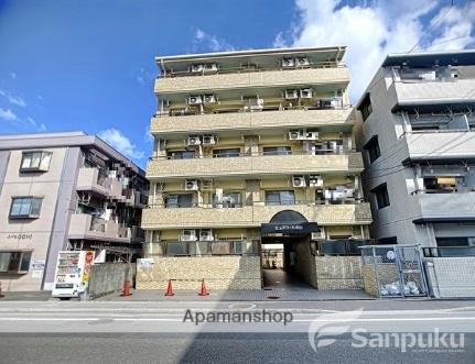 ピュアコート松山[101号室]の外観