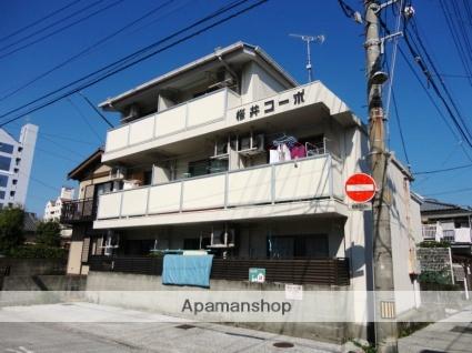 桜井コーポ[301号室]の外観