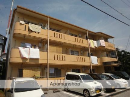 高知県高知市高須3丁目の賃貸マンションの外観