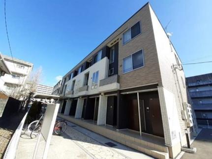 ハイツ桜井[1階]の外観