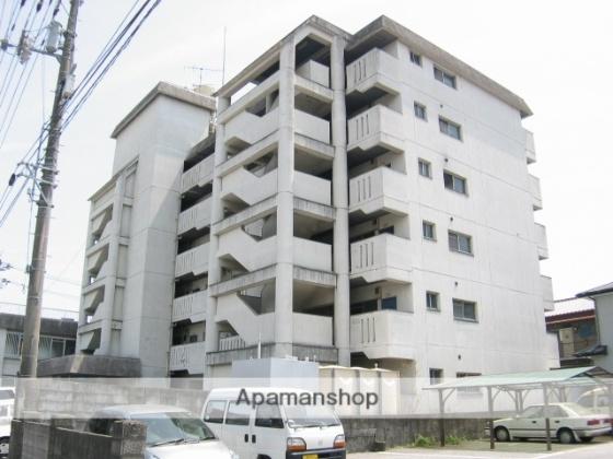 岡村マンション[4E号室]の外観