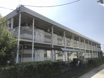 レオパレスウィル[1階]の外観