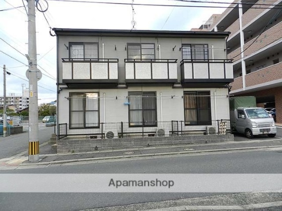 カンパーニュ出屋敷Ⅱ[1階]の外観