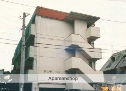 東林寺コーポ[402号室]の外観