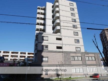 アルメリア白木原[3階]の外観